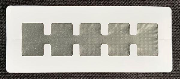 オデコディープパッチの拡大写真